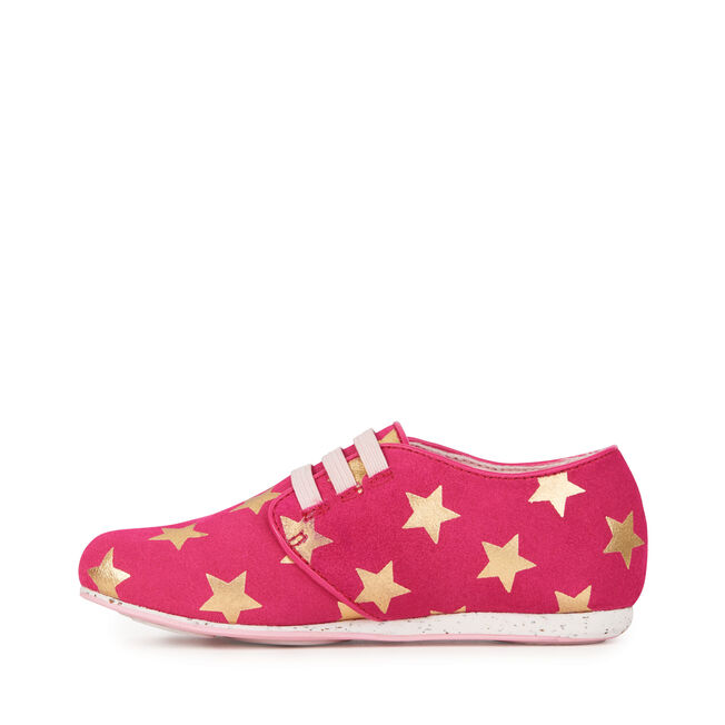 Star Sneaker, HOT PINK, hi-res
