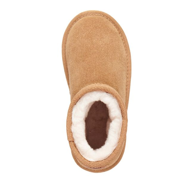 Wallaby迷你短筒靴, CHESTNUT, hi-res