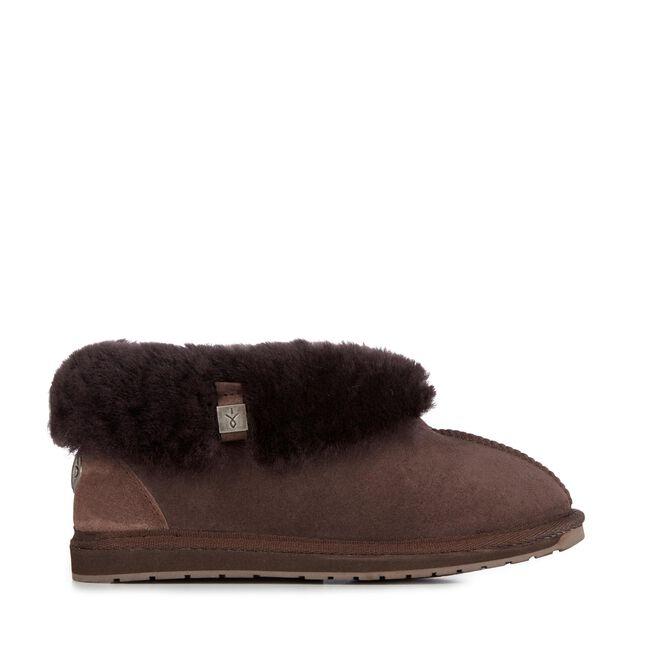 4cb8b8b81 Platinum Albany Womens Sheepskin Slipper- EMU Australia
