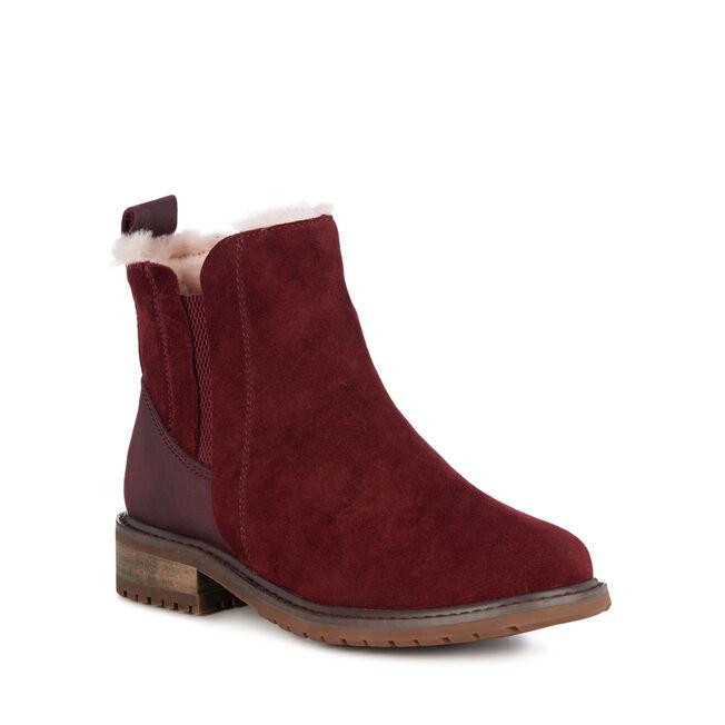 Pioneer Womens Deluxe Wool Boot Emu Australia