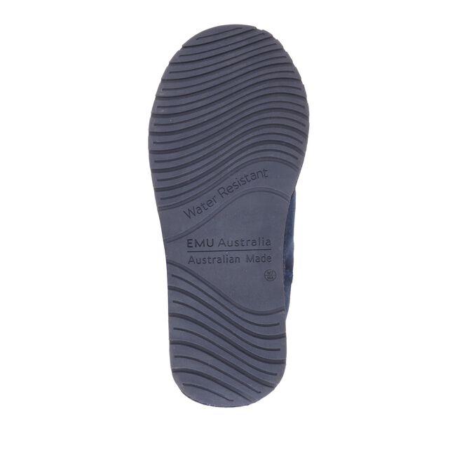 Platinum Stinger Mini 短筒羊毛雪地靴, INDIGO, hi-res