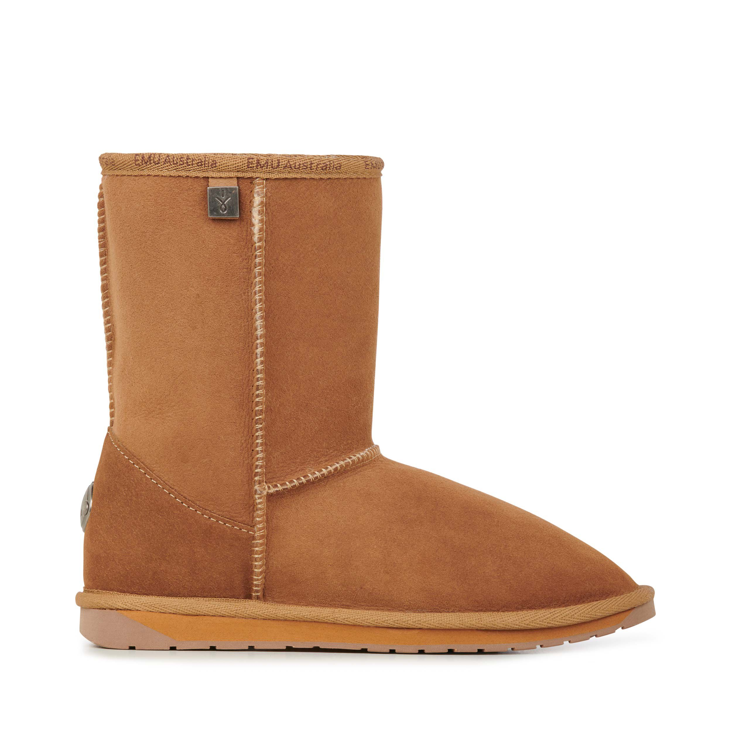 Platinum Stinger Mini Womens Real Sheepskin Boots Australian Made