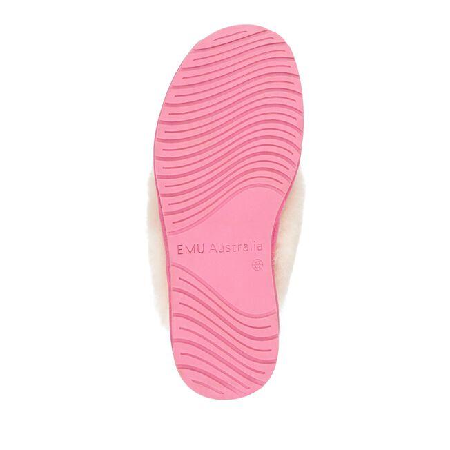 Jolie羊毛拖鞋, BUBBLEGUM, hi-res