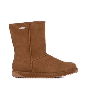 Paterson Lo中筒羊毛雪地靴, OAK, hi-res