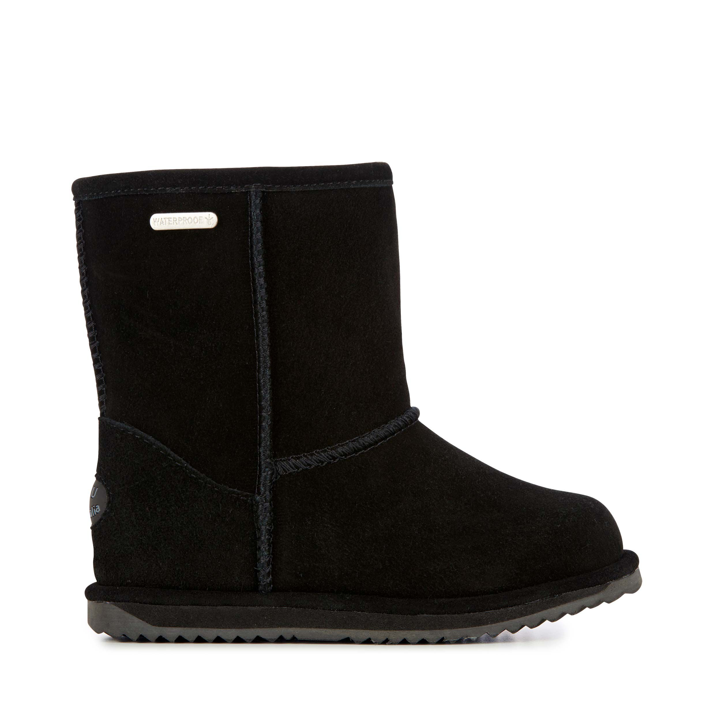Teens Brumby Emu Kids Lo Boot Wool Australia Deluxe zPq6P