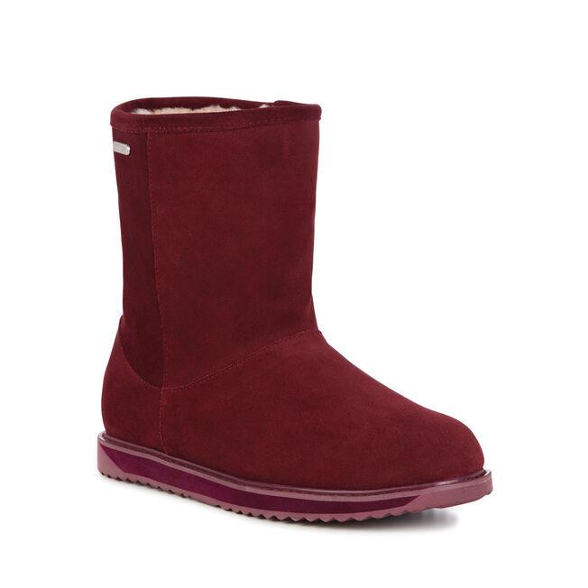 76892110f18 Paterson Classic Lo Womens Liner Skin Boot- EMU Australia