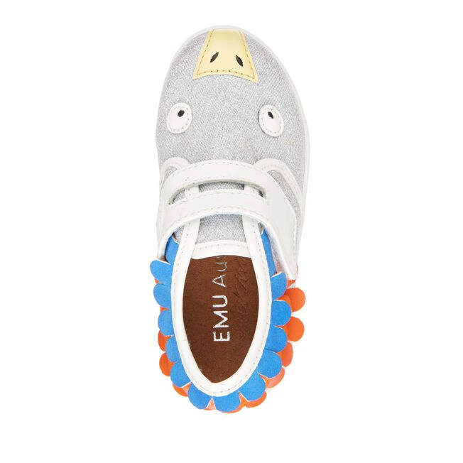 Parrot Sneaker, SILVER, hi-res