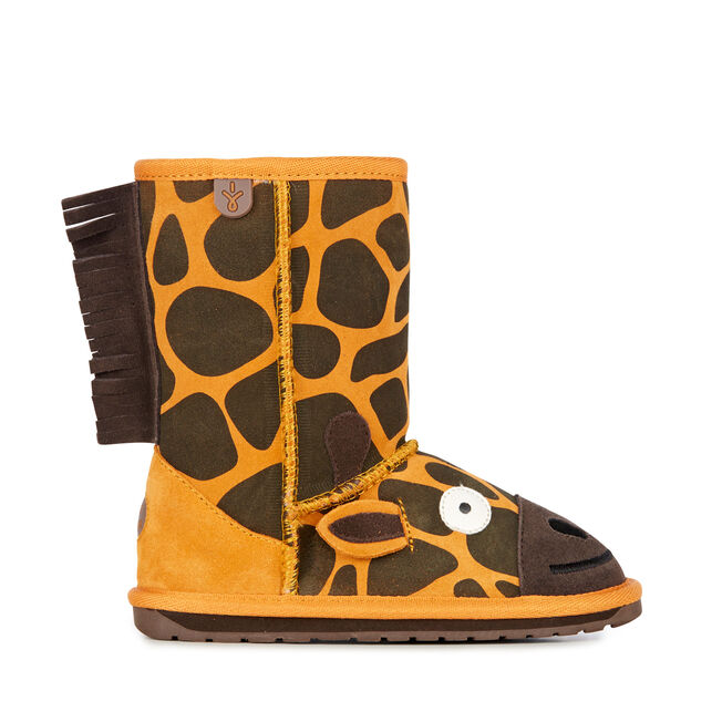 Giraffe童靴雪地靴, , hi-res
