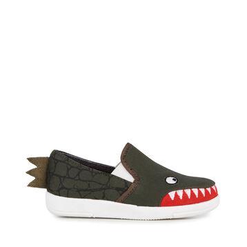 Crocodile Skate, KHAKI, hi-res