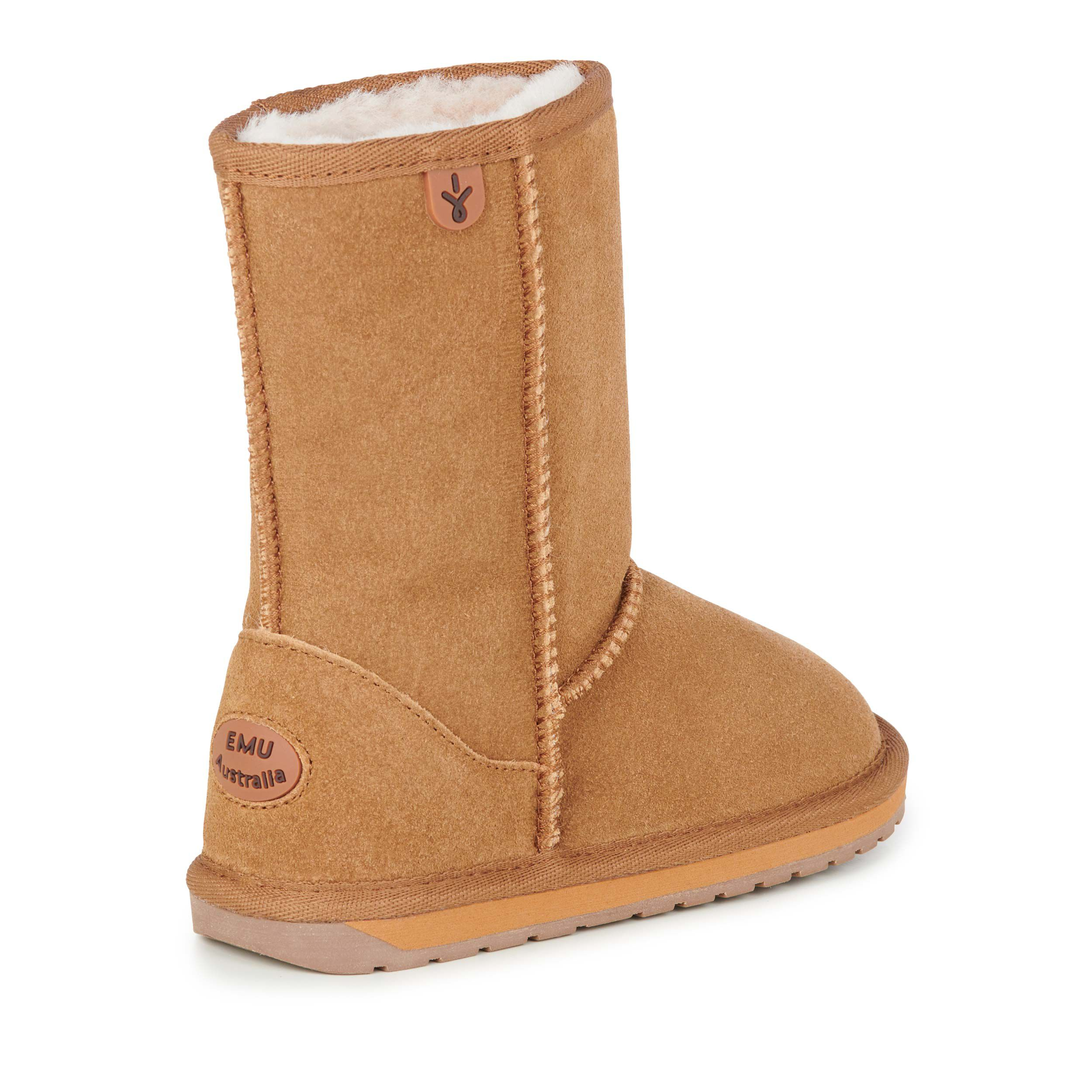 Bottes EMU Australia Wallaby LO Chestnut MIdyr5
