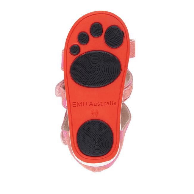 Heart Sandal, PALE PINK, hi-res