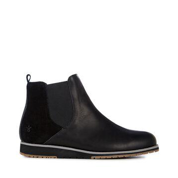 Taria Leather, BLACK, hi-res