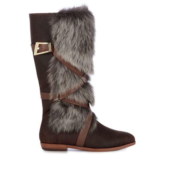 039cc7772baf Bauxite Hi Womens Cow Leather Boot- EMU Australia