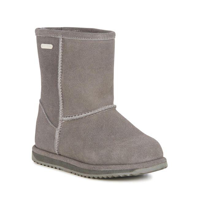 Brumby中筒雪地靴, CHARCOAL, hi-res