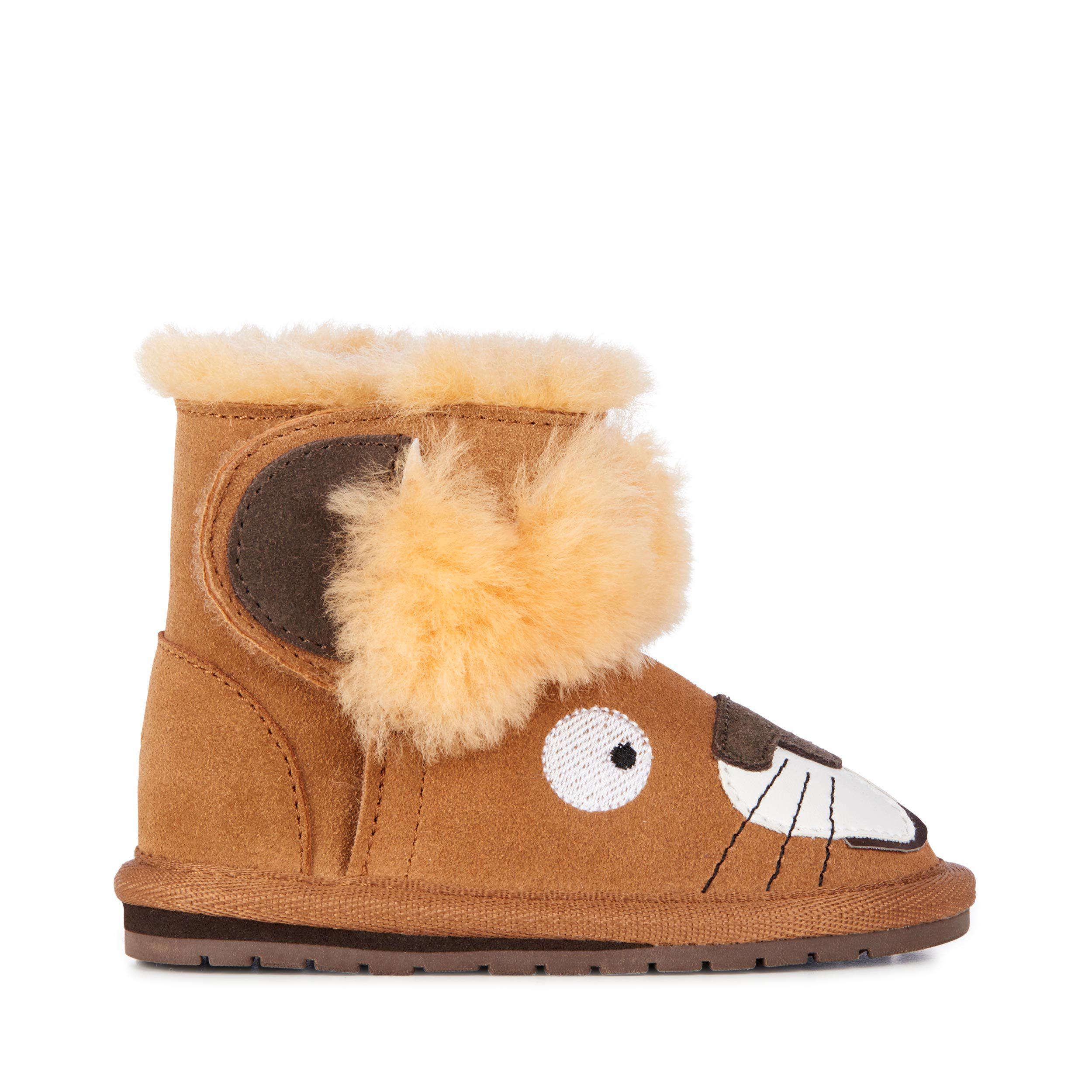 EMU Australia Little Creatures-Shark Snow Boot