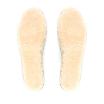 Sheepskin Insole - Slim, NATURAL, hi-res