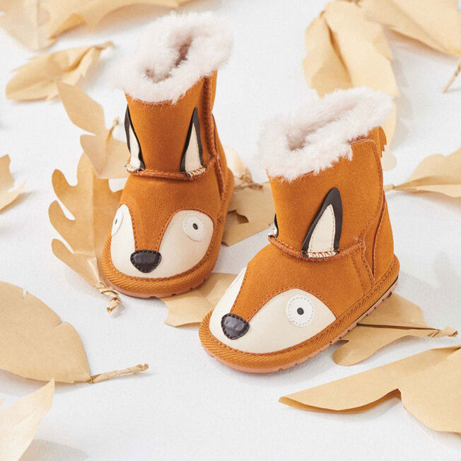 Fox Walker, BURNT ORANGE, hi-res