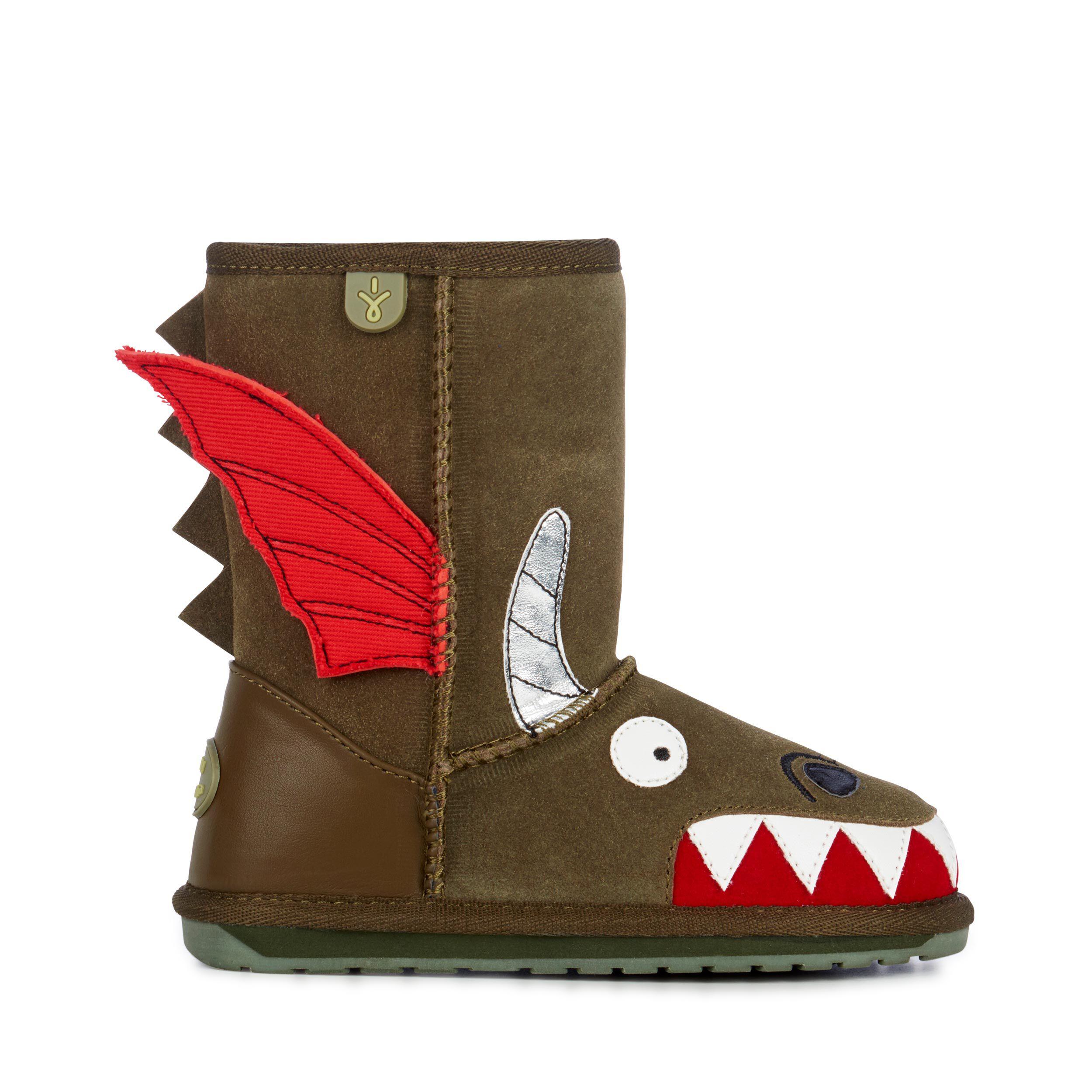 EMU Australia Dragon Boots Kids