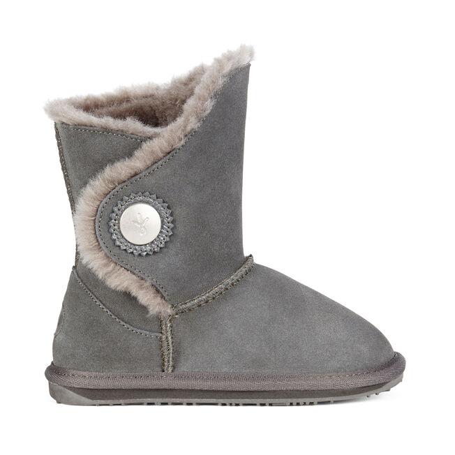 qualità amazon negozio ufficiale Hakea Lo Kids - Stivali Lana Deluxe Bambino - EMU Australia