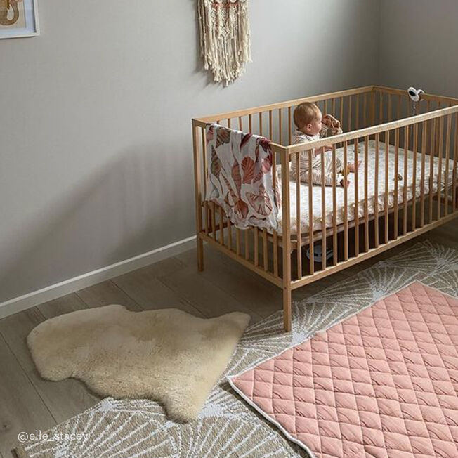 Baby Rug, NATURAL, hi-res