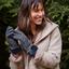 Apollo Bay羊皮手套, DARK GREY, hi-res