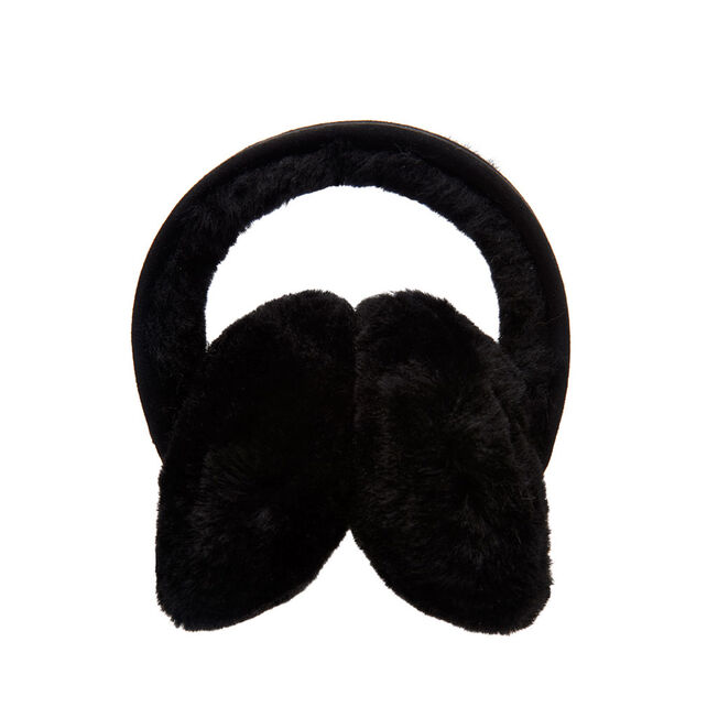 Angahook Earmuffs, BLACK, hi-res
