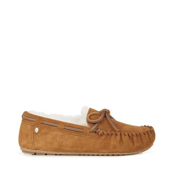 Amity莫卡辛鞋, CHESTNUT, hi-res