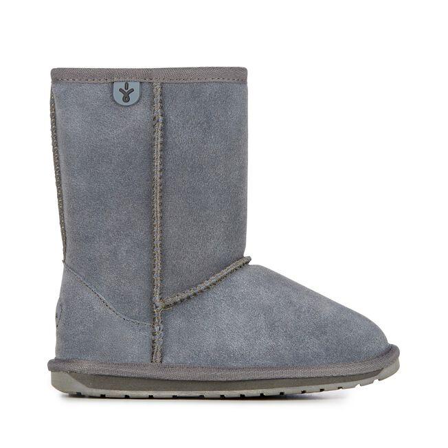 Wallaby中筒靴, CHARCOAL, hi-res