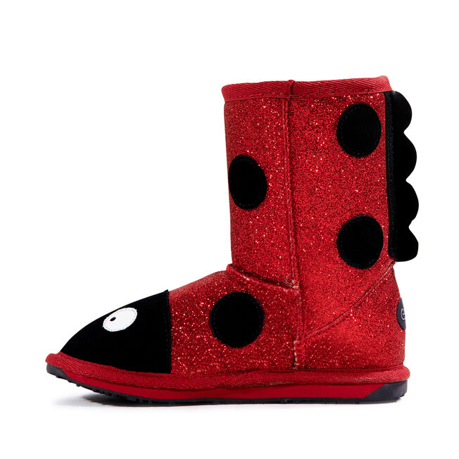 Ladybird Sparkle, RED, hi-res