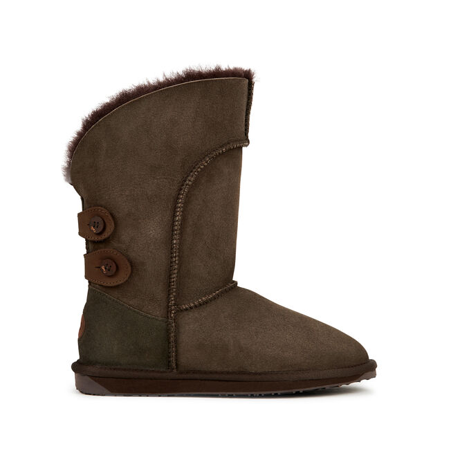 Alba Womens Sheepskin Boot Emu Australia