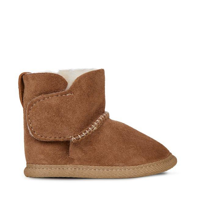 Platinum婴儿鞋, CHESTNUT, hi-res