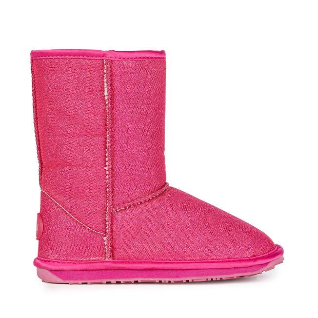 8c9ef7dc4663 Sparkle Lo Kids Deluxe Wool Boot- EMU Australia