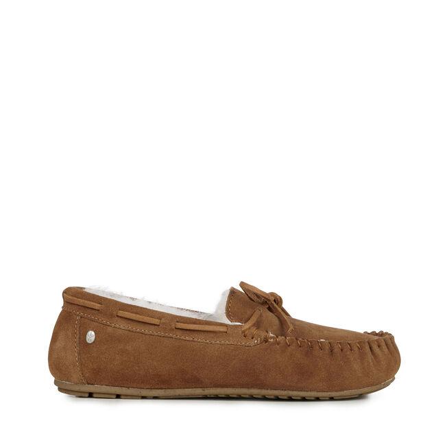 Amity莫卡辛鞋, CHESTNUT/CHESTNUT, hi-res