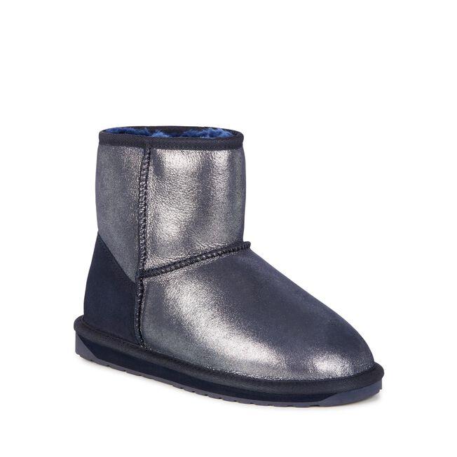 ec075e35aef Stinger Metallic Mini Womens Sheepskin Boot- EMU Australia