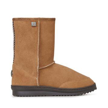 Platinum Outback中筒羊毛雪地靴, CHESTNUT, hi-res