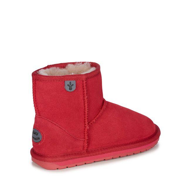 Wallaby迷你短筒靴, FUSCHIA, hi-res