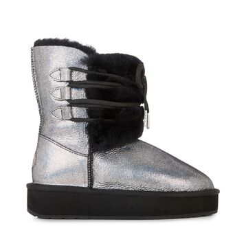 Sorby Flatform Metallic, BLACK IRIDESCENT, hi-res