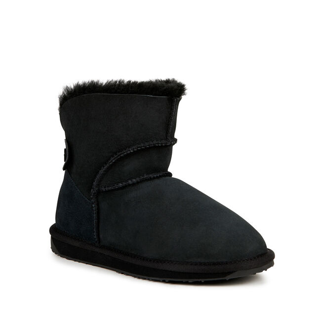 Alba Mini Mini Womens Sheepskin Boot Emu Australia