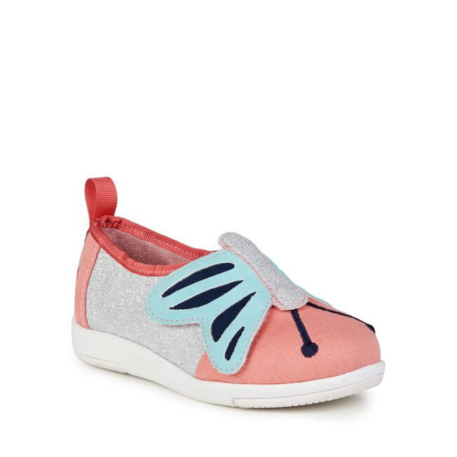 Butterfly Sneaker, PINK WATERMELON, hi-res