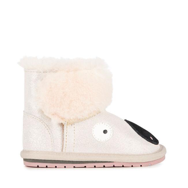 9f85d1406ce7 Koala Glitter Walker Babies Deluxe Wool Boot- EMU Australia