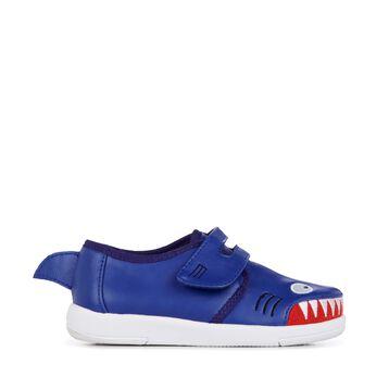 Shark Fin Sneaker, indaco, hi-res