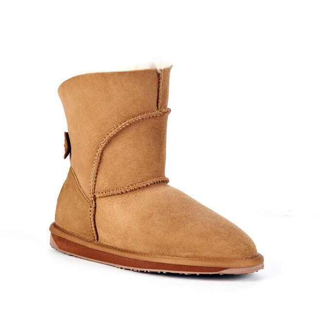 Alba Lo Womens Sheepskin Boot Emu Australia