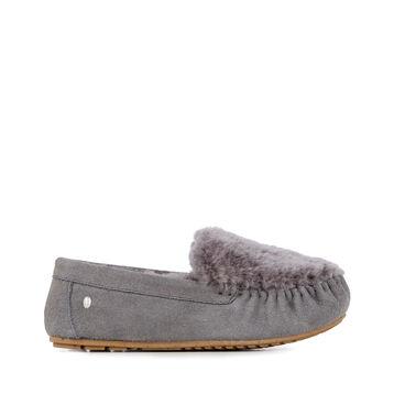 Cairns Reverse Fur, CHARCOAL, hi-res