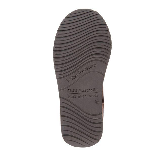 Platinum Stinger Hi 高筒羊毛雪地靴, CHOCOLATE, hi-res