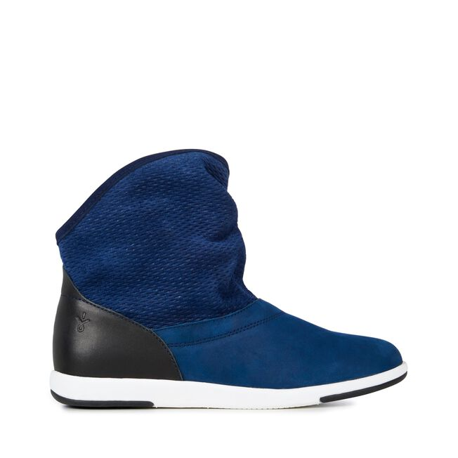 Numeralla休閒短靴, MIDNIGHT / BLACK, hi-res