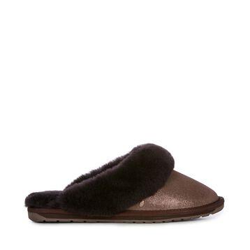 EMU Australia Jolie W Schuhe Hausschuhe Damen Women Slipper black W10015-E003