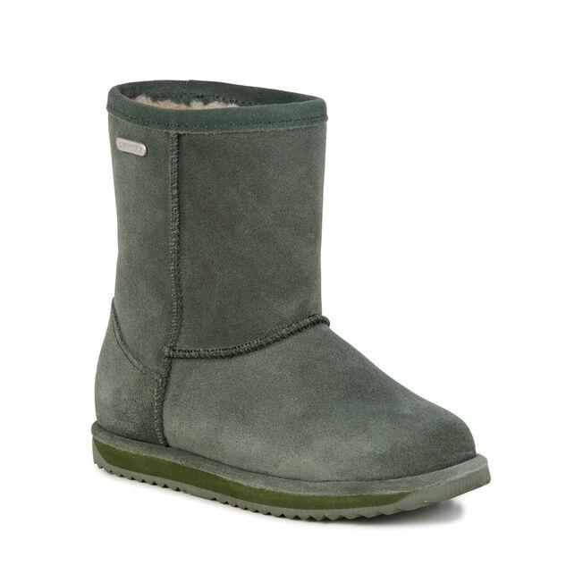 Brumby中筒雪地靴, KHAKI, hi-res