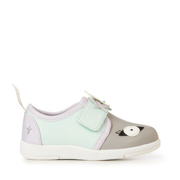 Mermaid Sneaker, DOVE GREY, hi-res