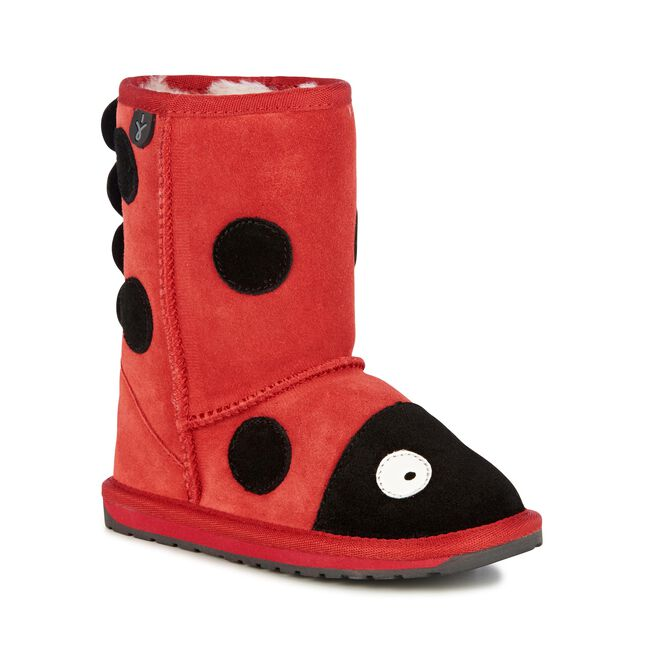 Ladybird, ROT, hi-res