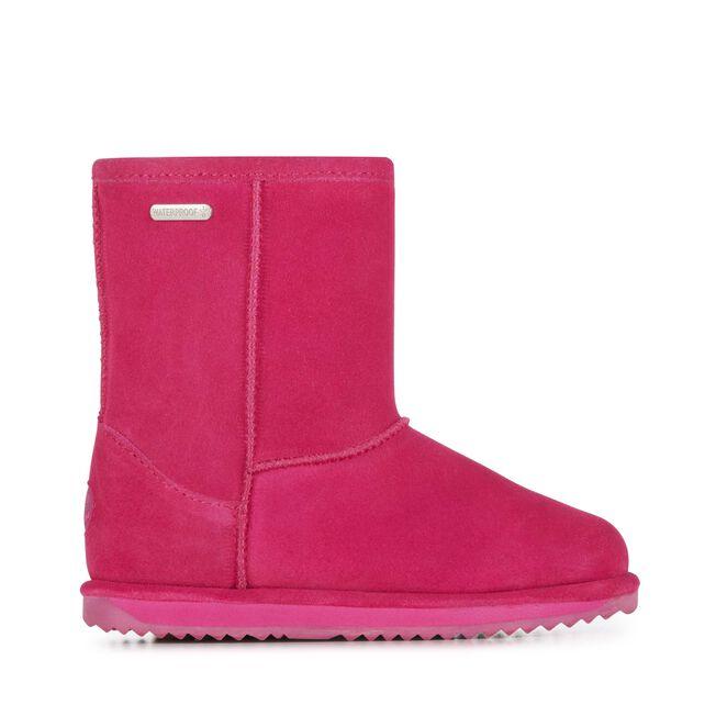 Brumby中筒雪地靴, BERRY, hi-res